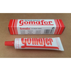 adhesivo tubo cola gomafer