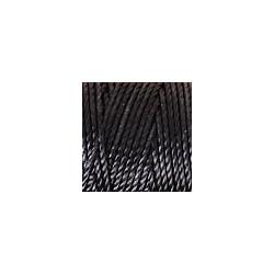 HILO MACRAME SL400-BK 0,09MM APROX 32MTS NEGRO