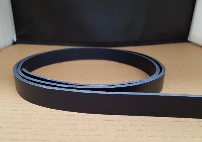 TIRA 1,5 cm CINTURON VAQUETILLA