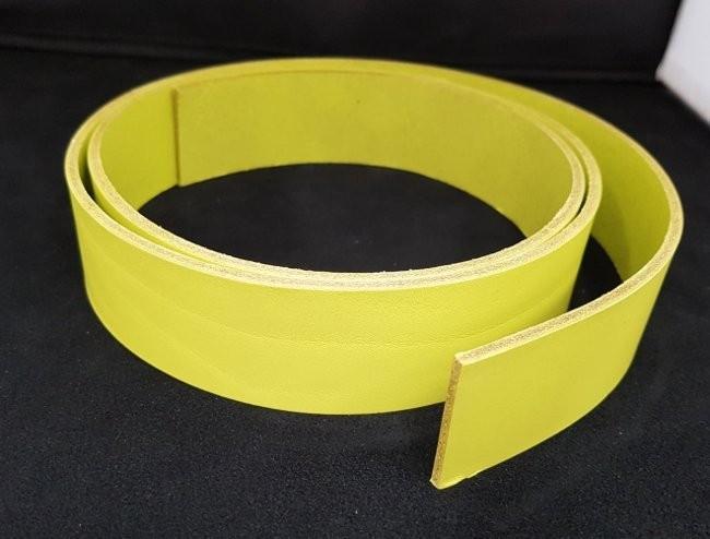 TIRA 5cm CINTURON DE VAQUETILLA